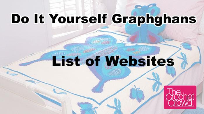 Crochet Graph Maker : The Crochet Crowd - Crochet Patterns, Challenges, Videos + Tips