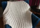 Crochet Timeless Memories Baby Blanket + Tutorial