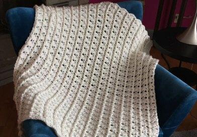 Crochet Timeless Memories Baby Blanket + Tutorial