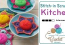 Crochet Posey Scrubby + Tutorial