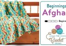 Crochet Bright Beginnings Blanket + Tutorial