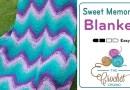 Crochet Sweet Memories Blanket