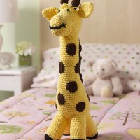 Giraffe: Complete Pattern + Video Tutorial