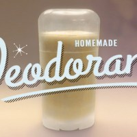 Homemade Deodorant