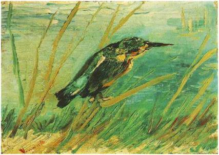 El martín pescador (1886)