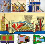 Plug-In-City, Archigram 1964