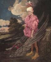 serie Freak, oleo sobre lienzo, meep 2015