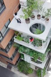 Garden House in Japan. Ryue Nishizawa y Kazujo Sejima