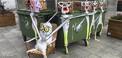 Imagen Posts Art is Trash