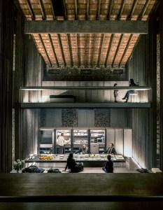 Casa entre Muros. RCR Arquitectes