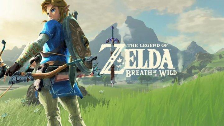 The Legend of Zelda - Breath of the Wild. Nintendo.es