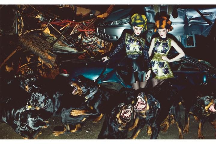 Campaña Givenchy 2011