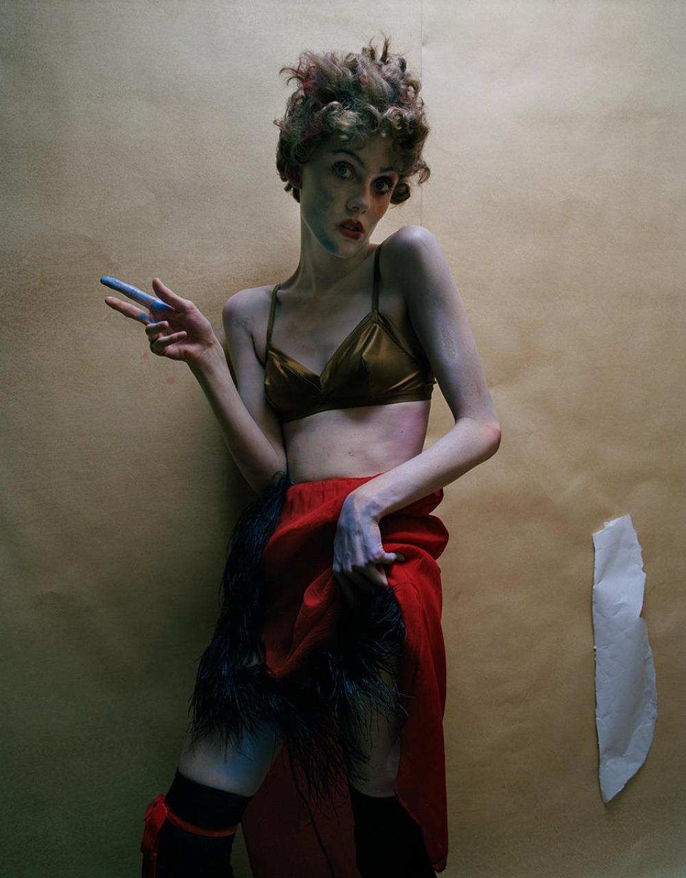 Egon Schiele serie (1)