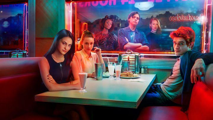Imagen promocional de riverdale de Netflix
