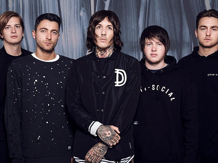 Bring me the horizon, foto de amazon music