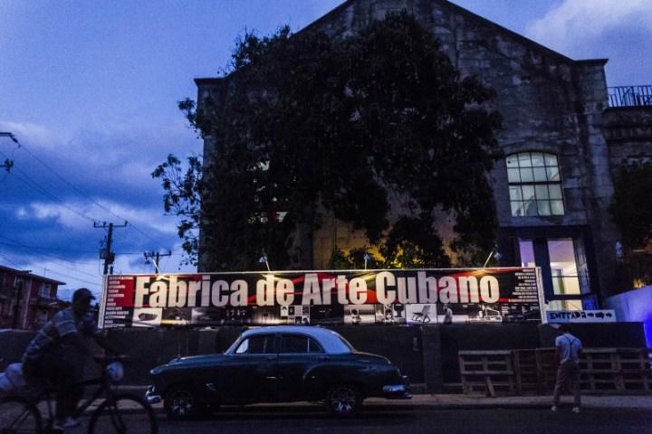 Fabrica de Arte Cubano, La Habana