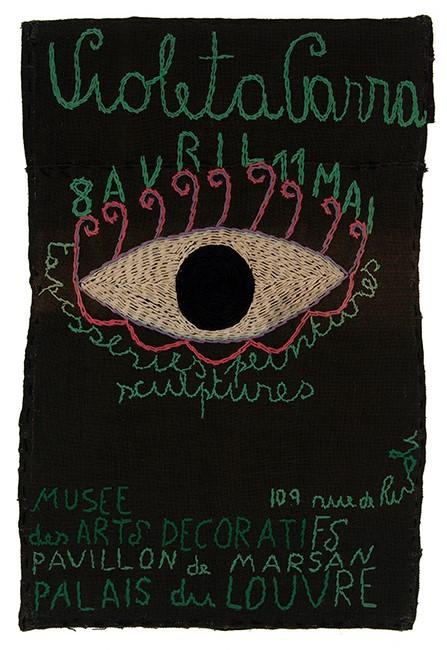 Extraída de la web del Museo de Violeta Parra.