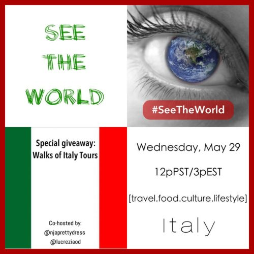 Next #SeeTheWorld Chat
