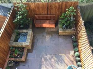 turnpike lane london garden design landscape the curious gardener