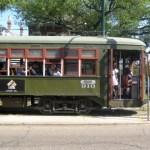 New Orleans - Garden District St. Charles Streetcar