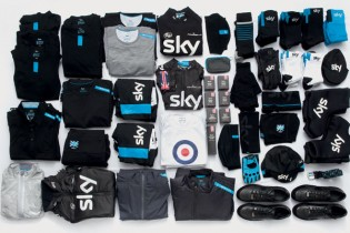 This is what Bradley Wiggins packs in his bag. You may not need as much