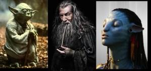 spiritual movie characters