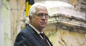 Senate President Thomas V. Miker Miller Jr.