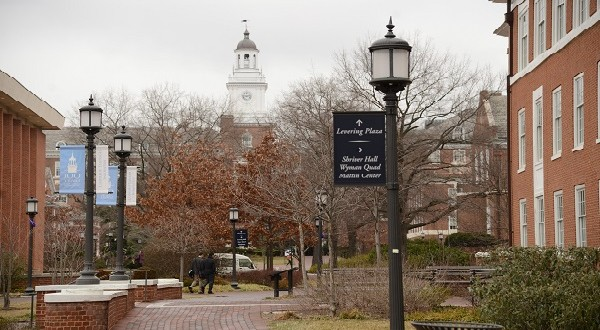 Hopkins boosts undergrad tuition by 3.5 percent