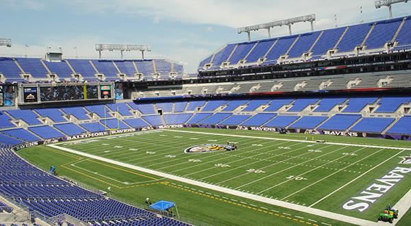 M&T Bank keeps Baltimore stadium naming rights