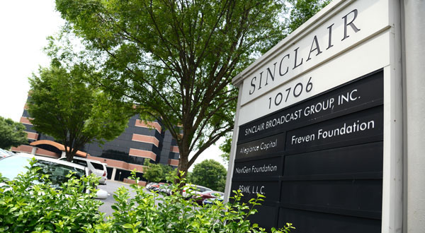 Sinclair Broadcast Group doubles profit