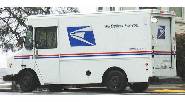Postal service had $1.9 billion quarterly loss