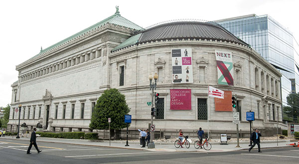 Judge hears arguments on Corcoran Gallery merger