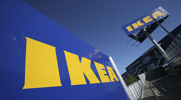 Ikea expands solar power system in Perryville