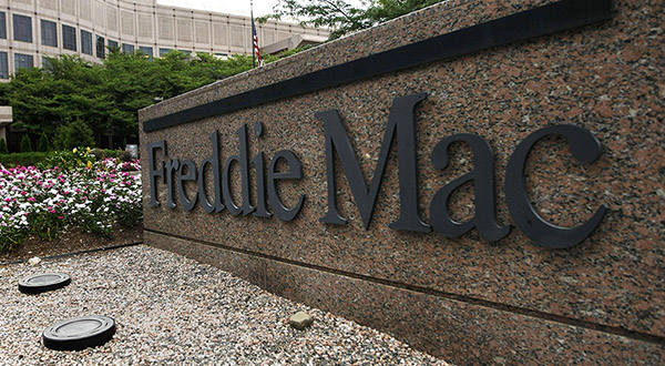 Mortgage giant Freddie Mac earns $1.4B in 2Q