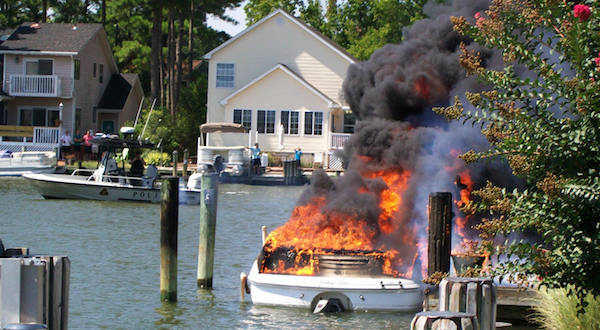 Official: Boater followed procedure before blast