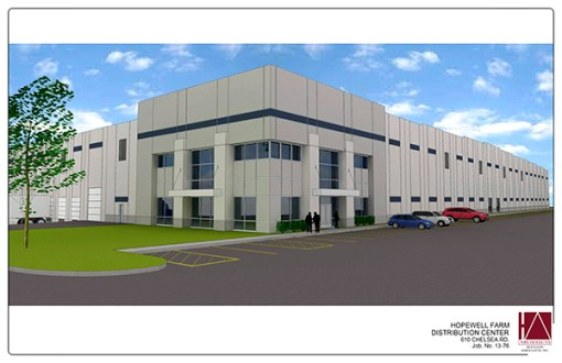 Real Estate Insider: Spec Industrial building becomes the norm