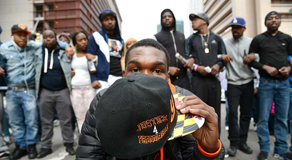 Gray case, protests cast spotlight on Baltimore's image
