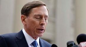 Petraeus sentenced for military leak: 2 years' probation