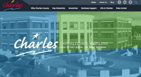 Charles County launches new economic development website