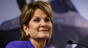 Lockheed Martin's Hewson No. 7 on female CEO pay list