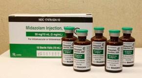 Supreme Court upholds use of execution drug