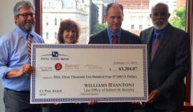 Maryland Legal Aid receives $63K gift from cy pres