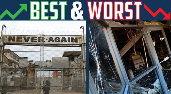 Best week, worst week: Activists see BCDC shut down; State shut out of FEMA riot aid
