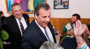 Hogan endorses N.J. Gov. Christie for president
