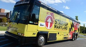 Startup Maryland announces 2015 bus tour
