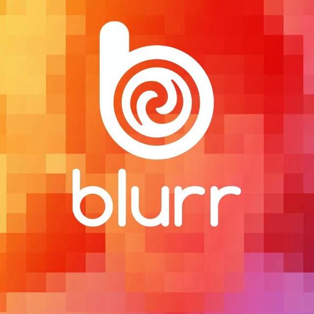 blurr app