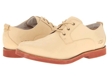 Shoe: Light Suede