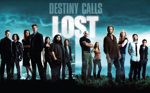 In season five, LOST began to dig in its heels about science fiction and the nature of destiny. Source.