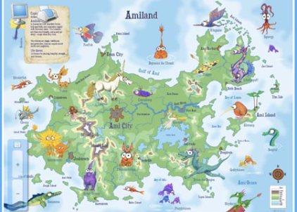 kidlandia custom kids maps Decorating with Maps