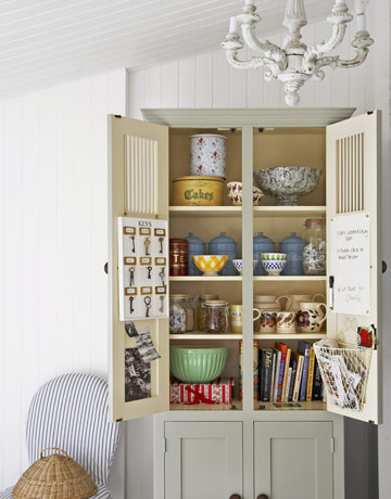 kitchen cabinet by country living Edit and Declutter Your Kitchen